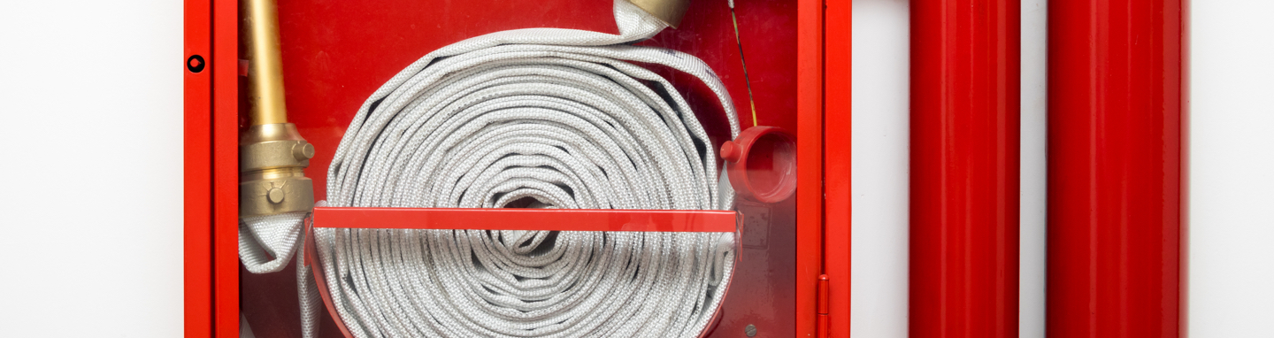 Fire Hoses Services Background - Ohmtech Fire Protection LTD