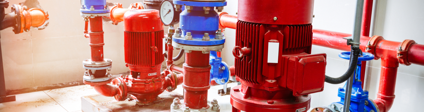 Fire Pumps Services Background - Ohmtech Fire Protection LTD