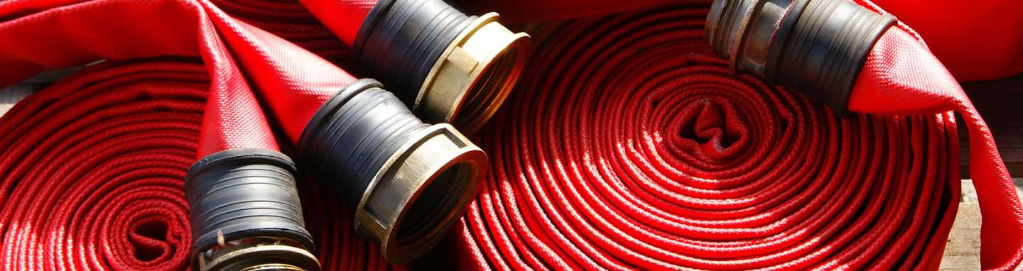 Fire Hoses Background - Ohmtech Fire Protection LTD