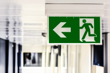 Fire Exit - Ohmtech Fire Protection LTD