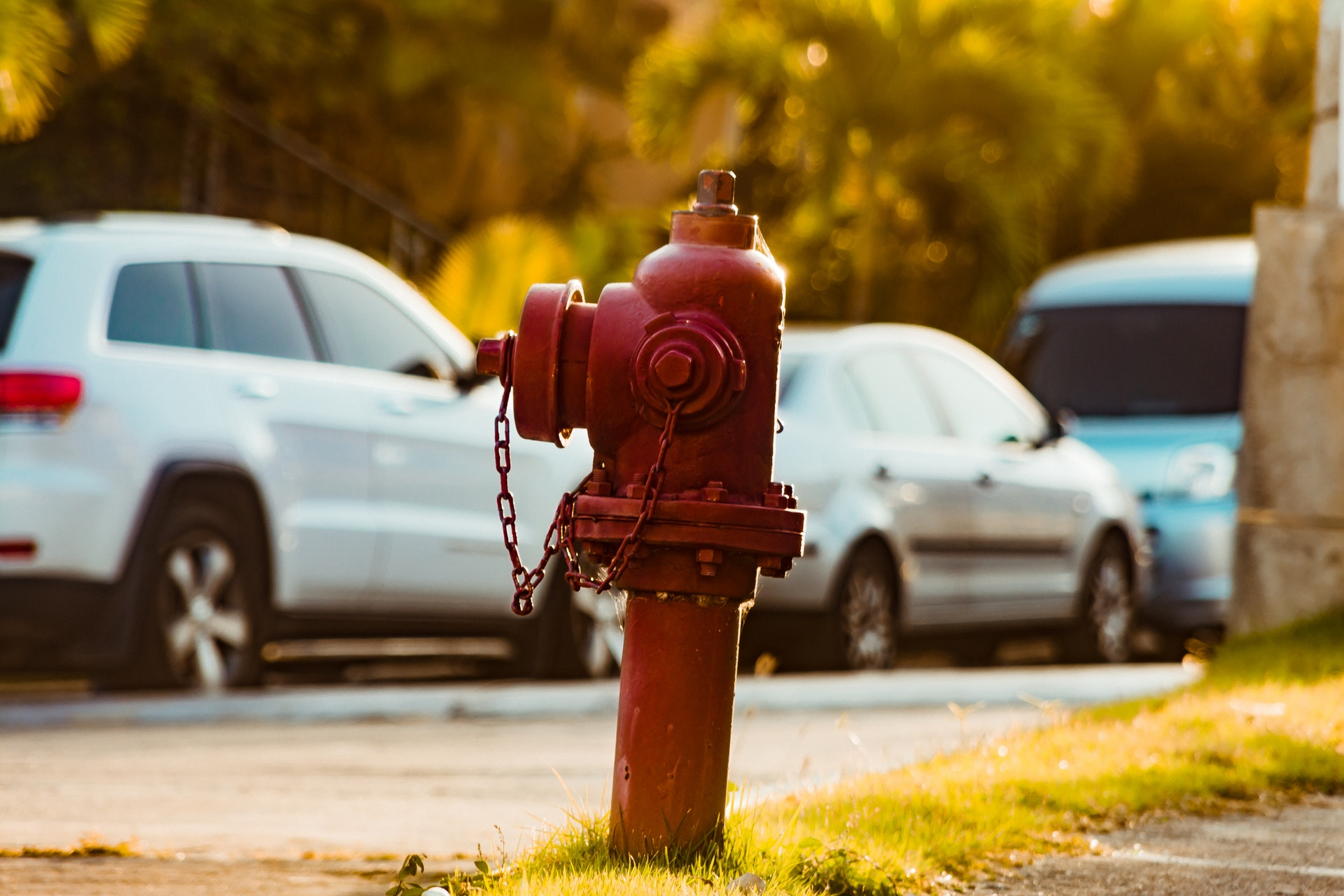 Fire Hydrant - Ohmtech Fire Protection LTD